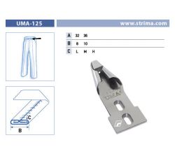 UMA-125 36/10 H