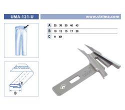 UMA-121-U 25/10 XH