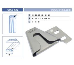UMA-122 35/17,5 H