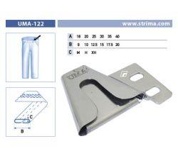 UMA-122 35/17,5 XH