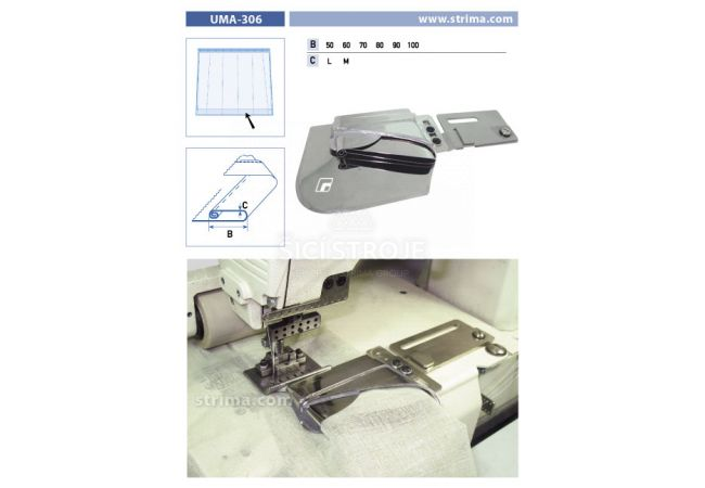 UMA-306 100 L