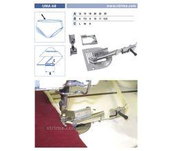 Zakladač pro šicí stroje UMA-68-PF 20/10 M