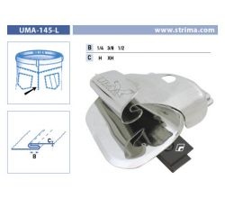 UMA-145-L 1/4 XH