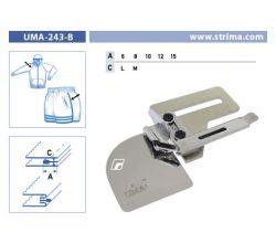 UMA-243-B 8 M
