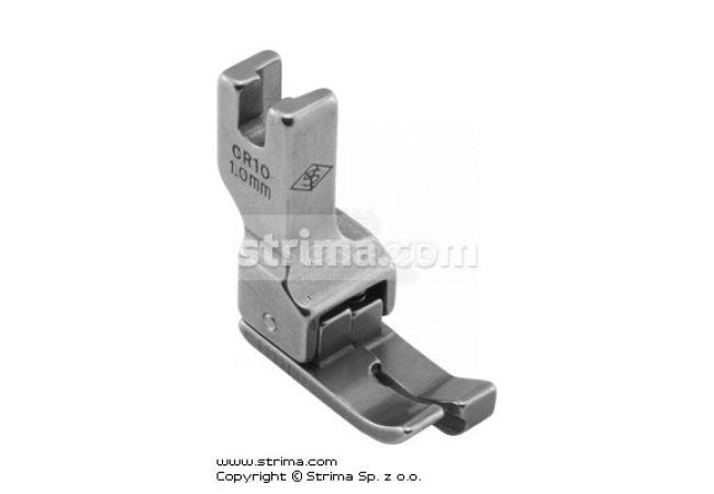 Patka kompenzační pro šicí stroje CR10 1,0MM