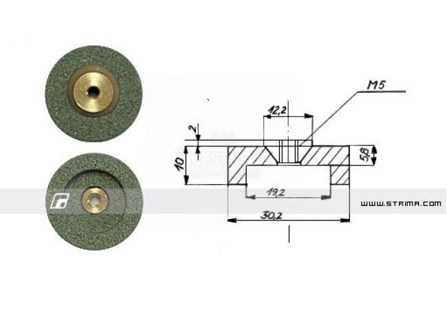 Brusný kámen pro Dayang RSD-100