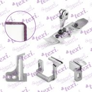 Obrubovací set pro overlocky Texi Quattro