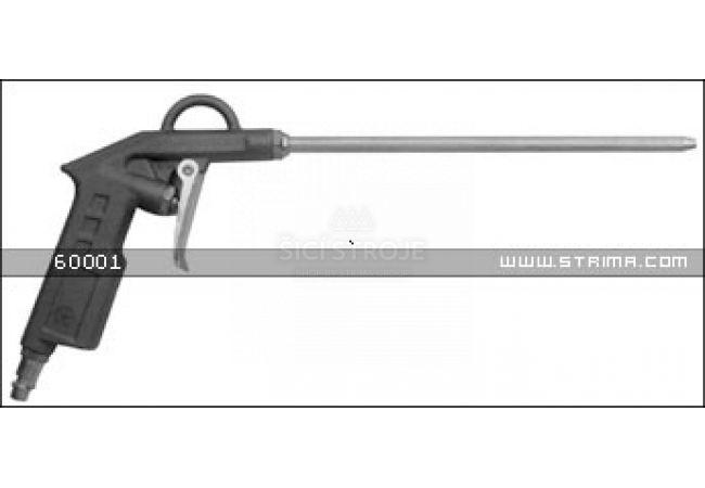 Vzduchová pistole, dlouhá 60001