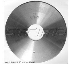 WOLF BLAZER 6 NO.16 ROUND BS
