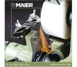 MAIER držák nože pro brusku nožů na šicí stroje Rimoldi 203759-0-10/207004-2-00/203783-0-10/207003-2-00/204693-0-11/207020-2-01/207651-0-00