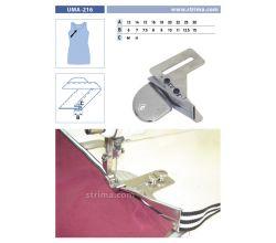 Zakladač pro šicí stroje UMA-216 14/7 M
