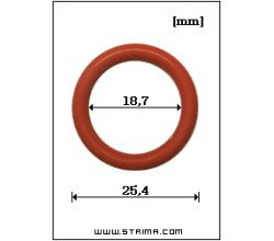 Těsnění bezpečnostního ventilu 20874A