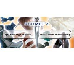 Strojové jehly pro průmyslové šicí stroje Schmetz 142X5 SES 120
