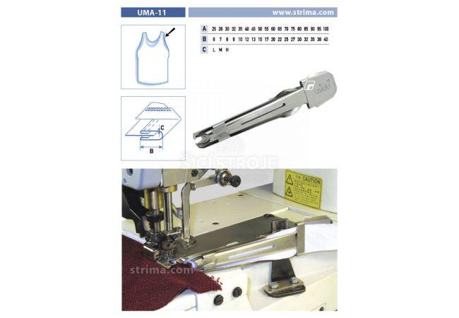 Zakladač pro šicí stroje UMA-11 30/8 M