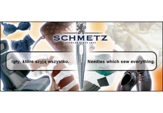 Strojové jehly pro průmyslové šicí stroje Schmetz DBX1 FHS 90