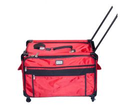 Taška pro šicí stroje Tutto 1XL - červená
