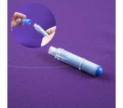 Krejčovská křída - náhradní náplň do linkovače, barva modrá
