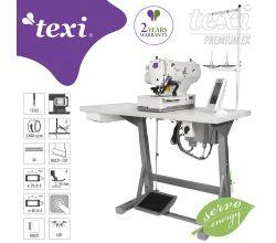 Dírkovací šicí stroj TEXI O PREMIUM EX