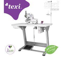 TEXI X PREMIUM EX elektronický knoflíkovací šicí stroj