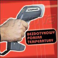 Příslušenství pro měření teploty fixačních lisů