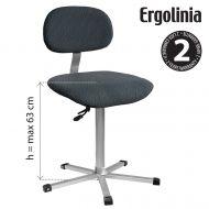 Průmyslové židle Ergolinia