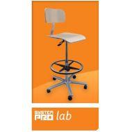 Průmyslové židle Pro Lab
