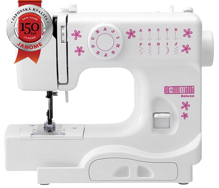 JANOME SEW MINI šicí stroj pro děti