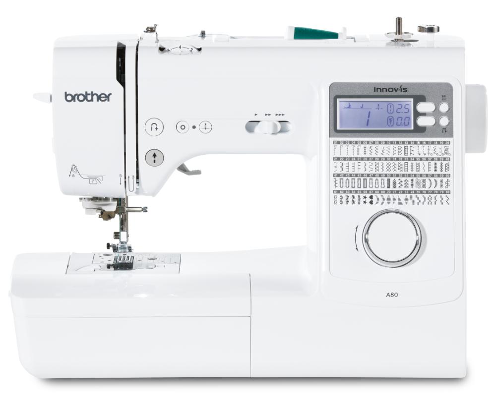 Brother Innov-is A80 Komfortní servis, VIP odměny, levné příslušenství