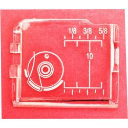 Krytka pouzdra cívky Pfaff 416258601