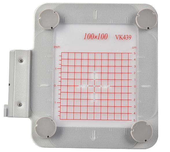 Kovový rámeček Sewtech 100x100 VK439