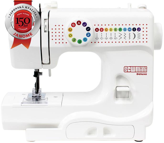 JANOME SEW MINI DX2 - šicí stroj pro děti