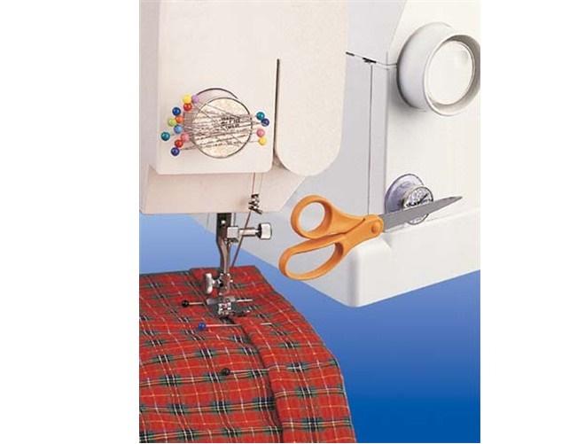 Magnetický držák na šicí stroje