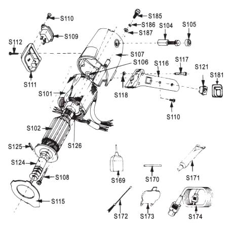 """Základová deska pro řezačku RSD 100-4"""", S162"""