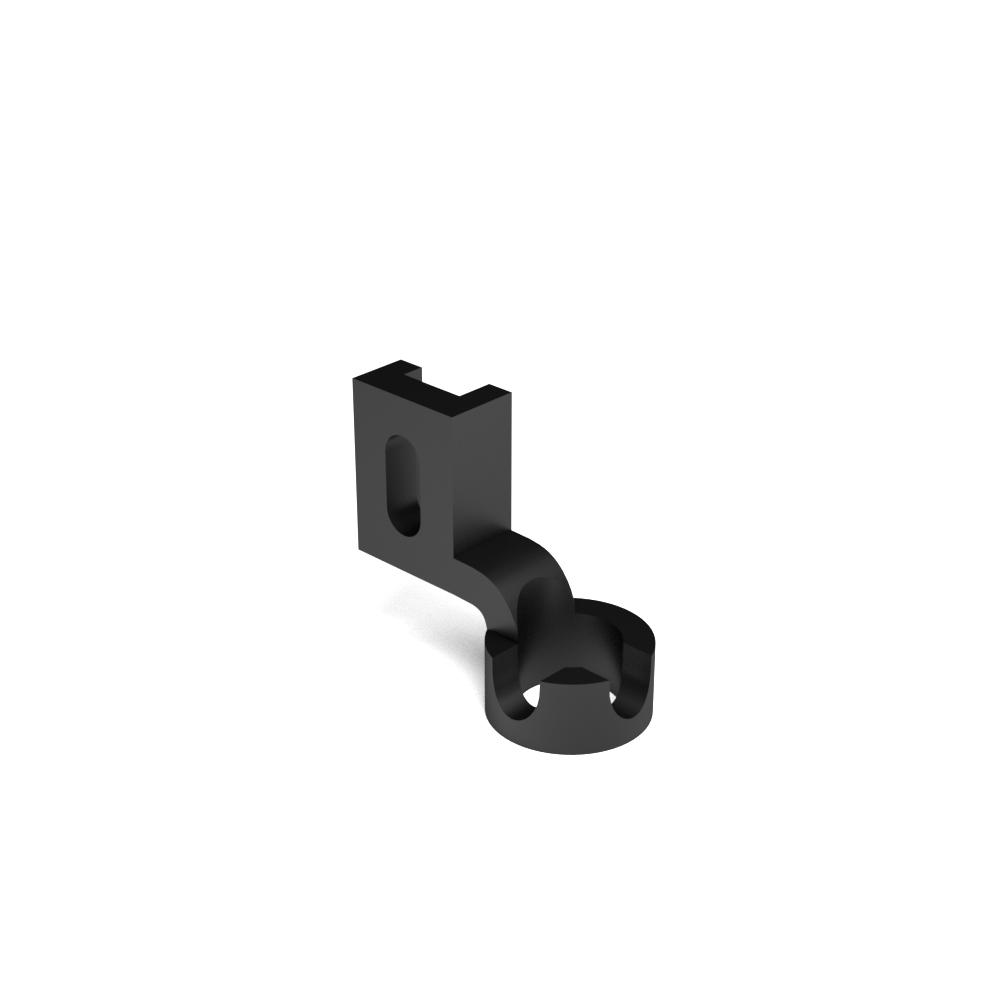 Quiltovací patka pro pravítka, nižší - plast 1ks