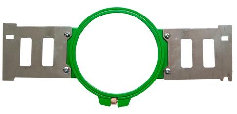 Vyšívací rámeček TEXI kruhový 12cm