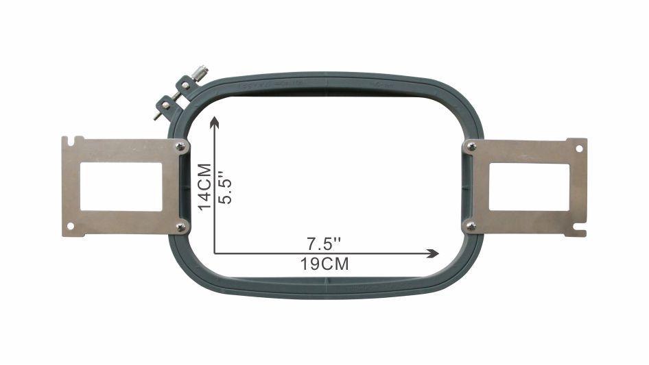 Vyšívací rámeček TEXI IRIS 19x14cm