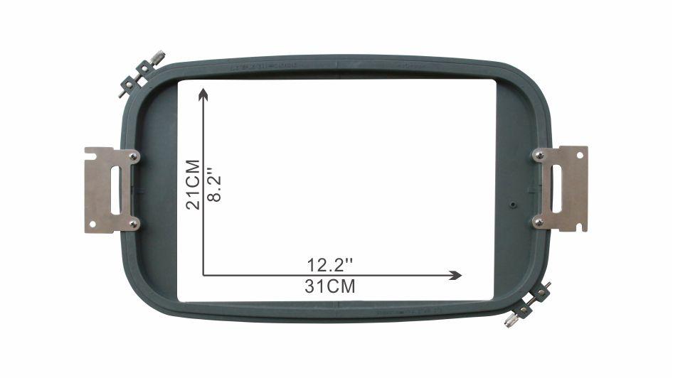 Vyšívací rámeček TEXI IRIS 31x21cm