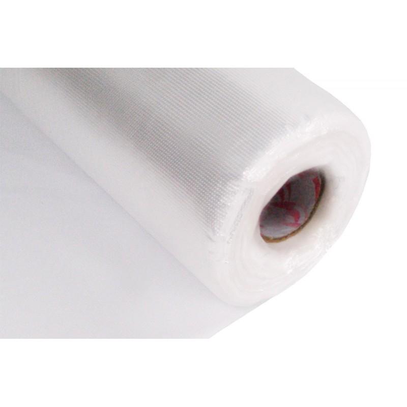 Vyšívací tepelná fólie 30 µm - bílá