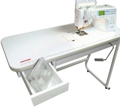 Pracovní stůl 494708019 JANOME