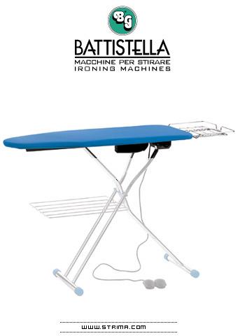 Potah na žehlící prkno BATTISTELLA COVER T220P