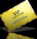 VIP zlatý klub