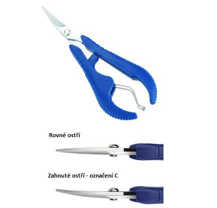 Vyšívací nůžky ES-5002CB-BL