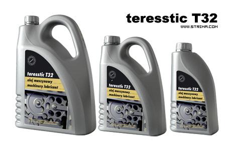 Olej pro šicí stroje TERESSTIC T32 - 5L