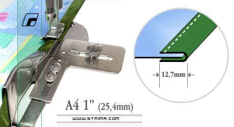 Zakladač pro šicí stroje A4 1