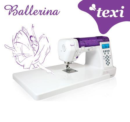 TEXI BALLERINA + přídavný stolek